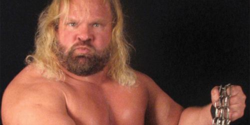 Wrestler Andrew Anderson