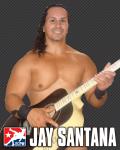 Wrestler Jay Santana