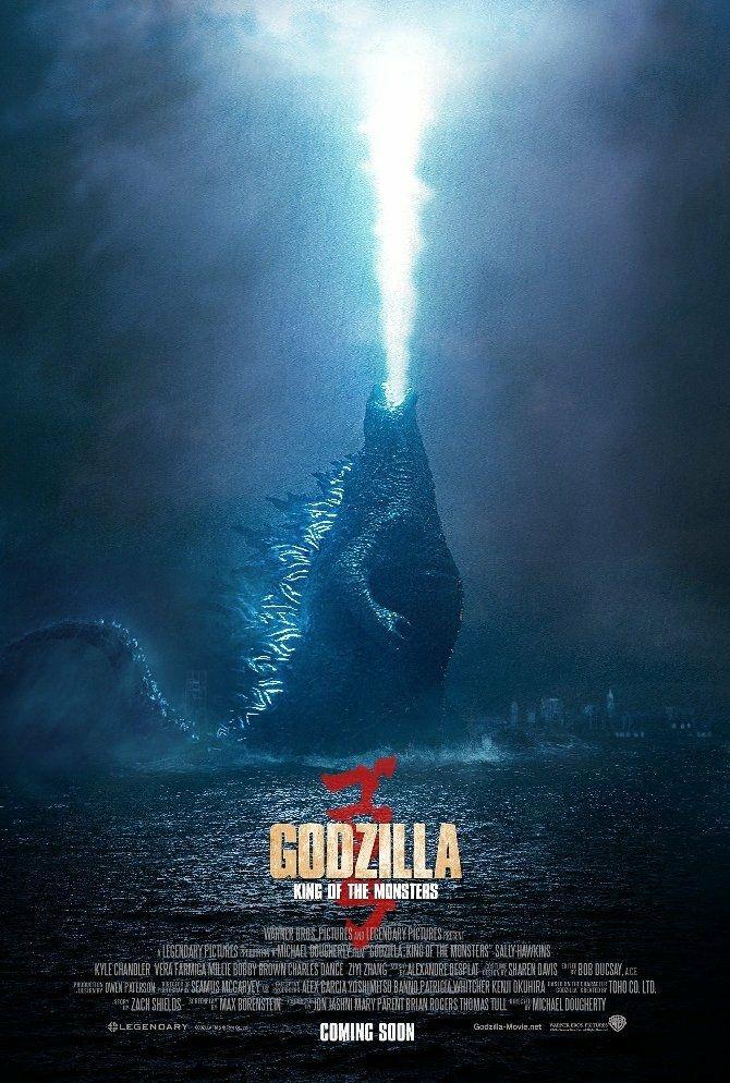 Godzilla II Roi Des Monstres Film 2019
