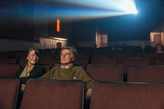 photo, Sissy Spacek, Robert Redford