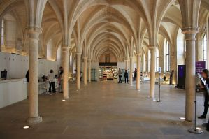 Hall du collège des Bernardins