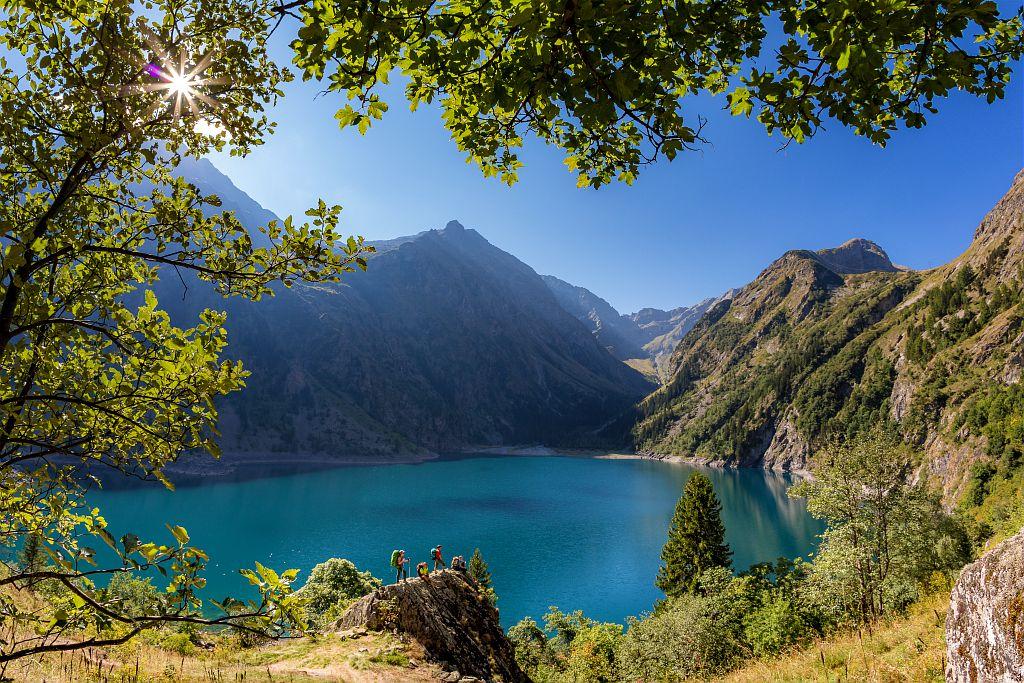 Grand Tour Des Crins Parc National Des Ecrins