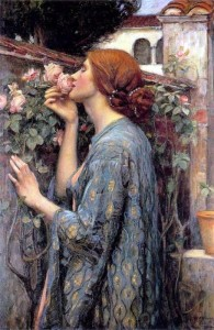 John_William_Waterhouse_-_The_Soul_of_the_Rose,_aka_My_Sweet_Rose