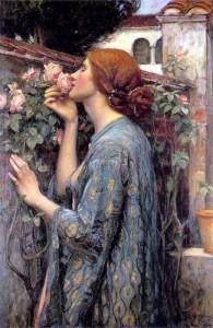 John_William_Waterhouse_-_The_Soul_of_the_Rose,_aka_My_Sweet_Rose