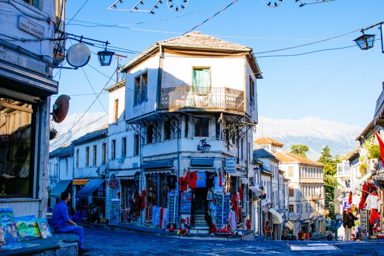gjirokastra-ismail-kadare-street