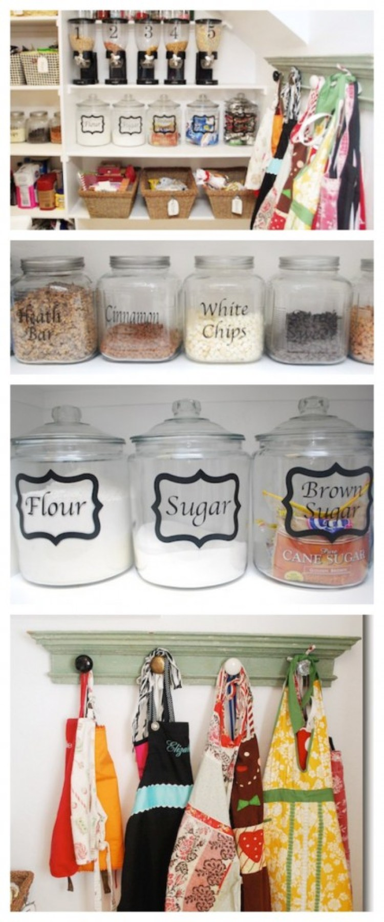 Reinvent Your Kitchen Pantry!