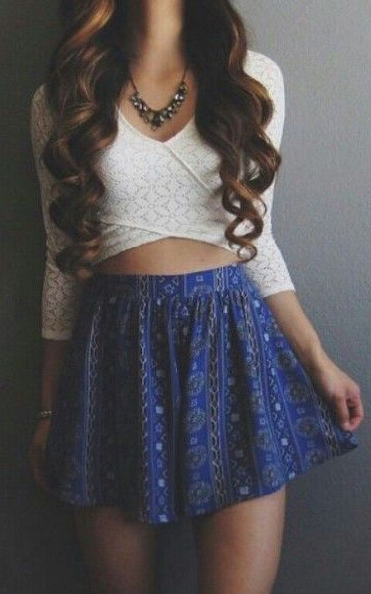 Summer Outfits Tumblr 2016
