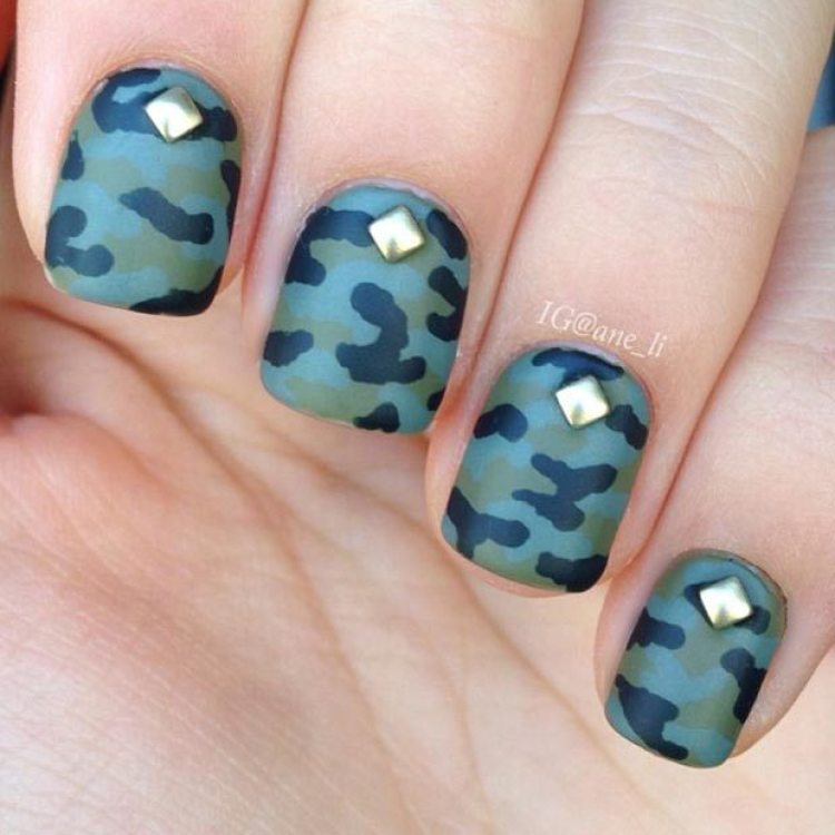 32 Amazing Nail Design Ideas for Short Nails, Beautiful and Natural