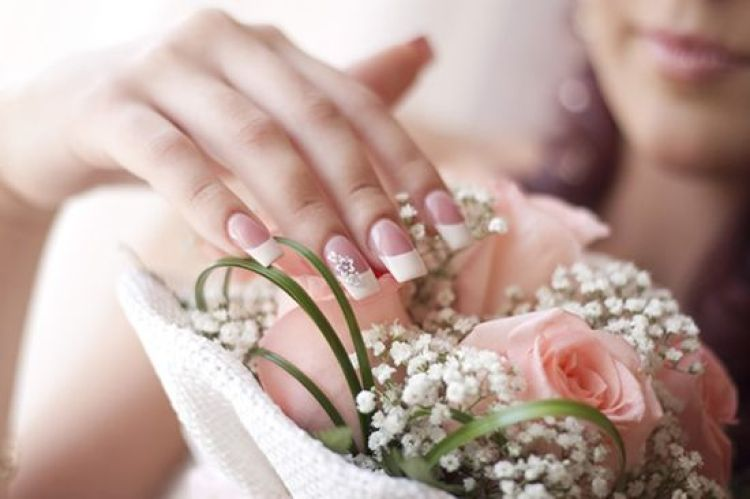 25 Beautiful Wedding Nail Designs For Every Bride