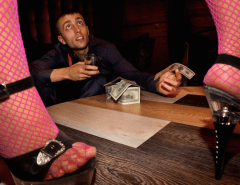 Go to a strip club - A bold ideas before marriage