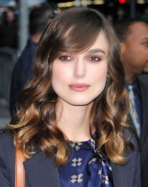 bangs-on-wavy-hairstyle
