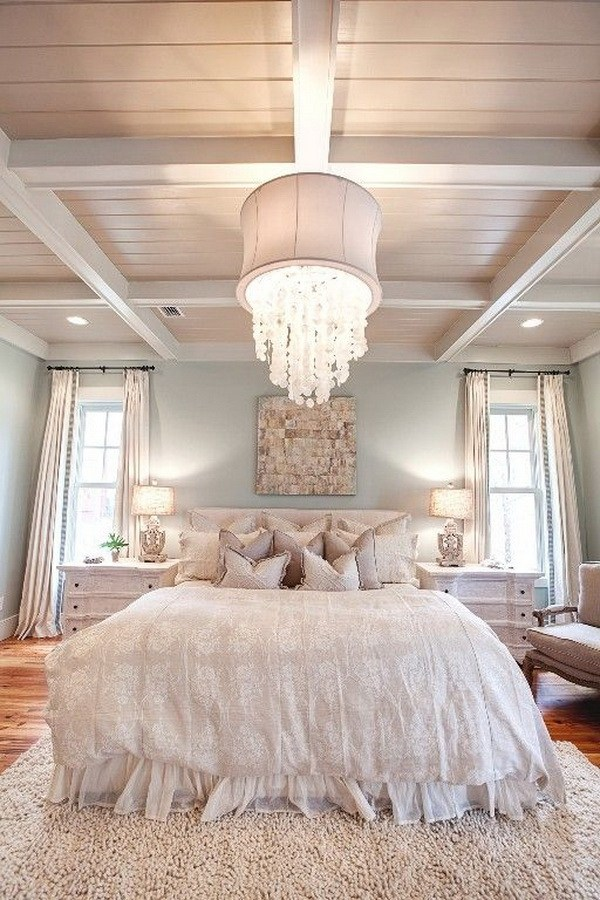 ... Shabby Chic Bedroom Decor English Cottage Chic Bedroom Decoration Idea  ...