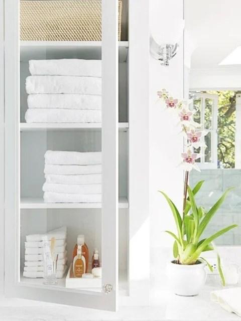 Practical Bathroom Storage Ideas @EcstasyCoffee - 17