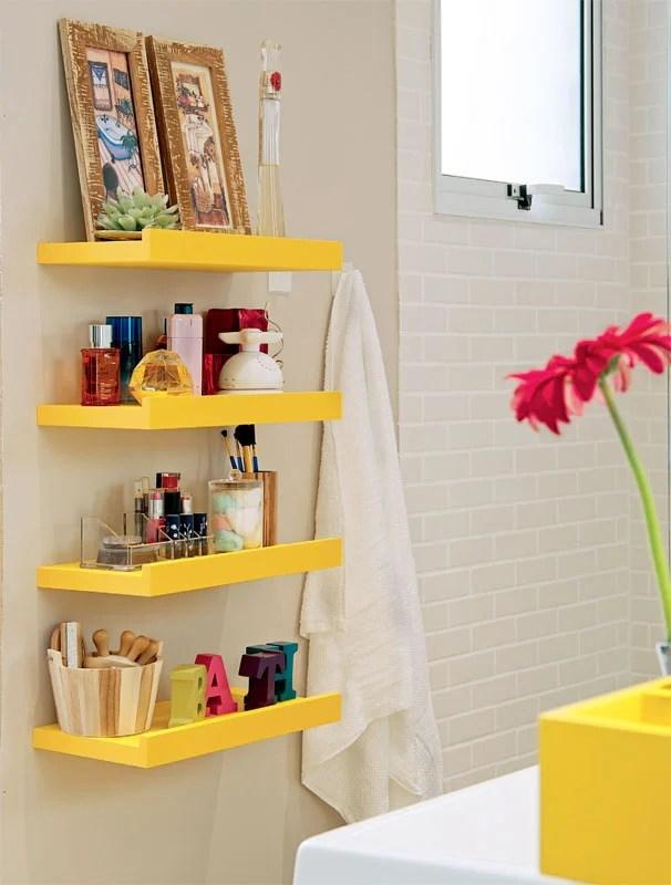 Practical Bathroom Storage Ideas @EcstasyCoffee - 38
