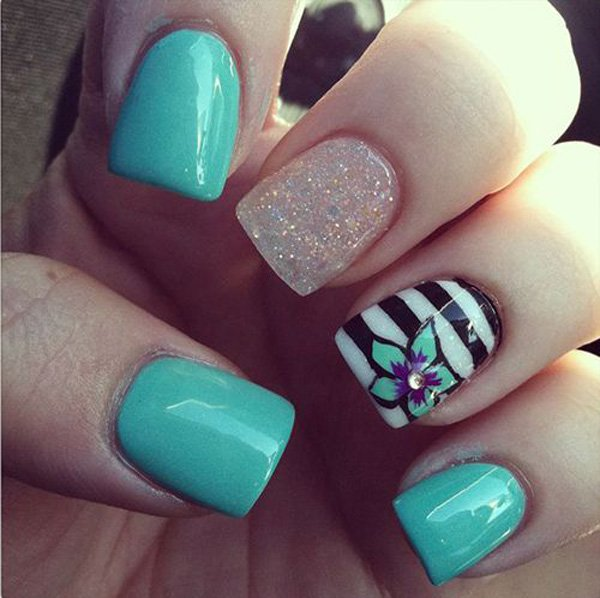 Summer Nail Art Ideas - 13