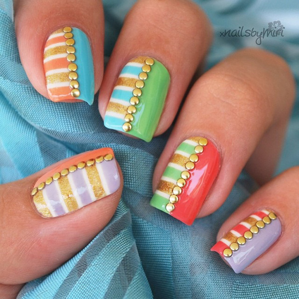 Summer Nail Art Ideas - 18