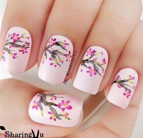 Summer Nail Art Ideas - 32