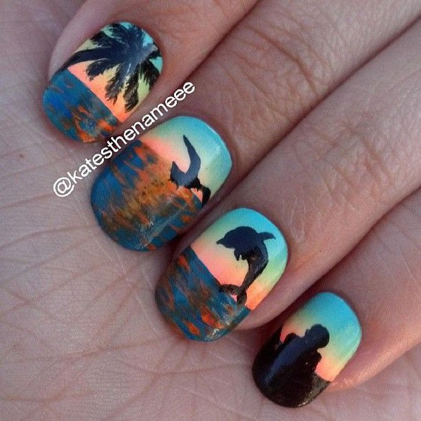 Summer Nail Art Ideas - 36