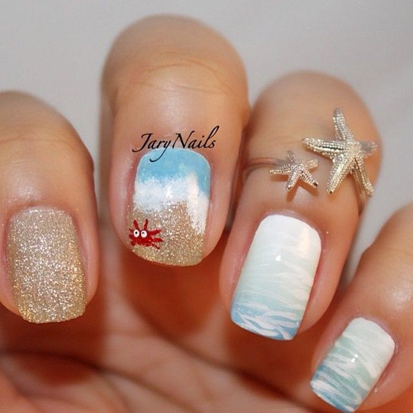 Summer Nail Art Ideas - 37