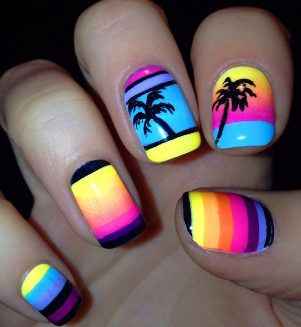Summer Nail Art Ideas - 43