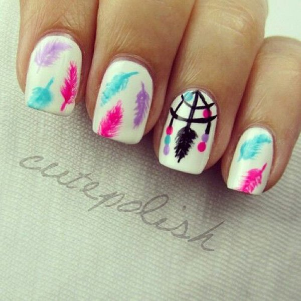 Summer Nail Art Ideas - 44