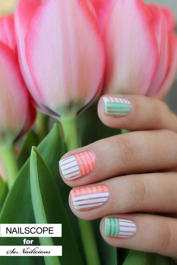 Summer Nail Art Ideas - 66