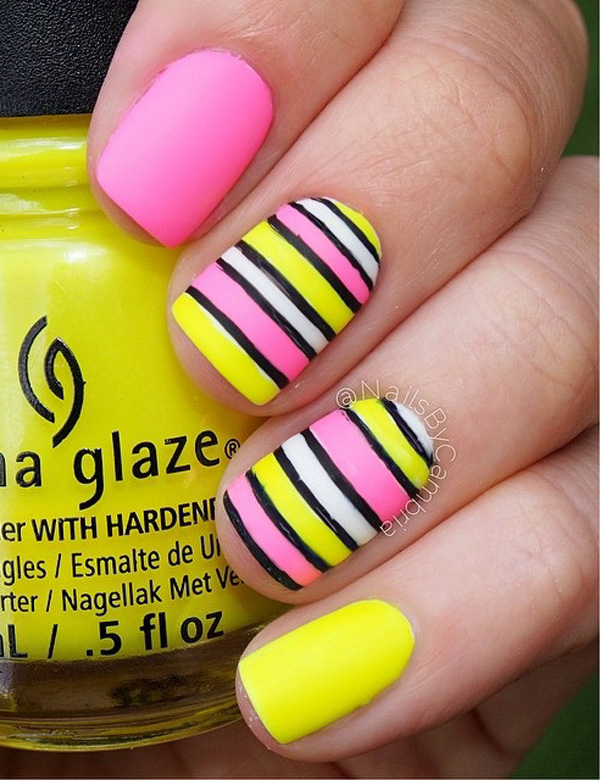 Summer Nail Art Ideas - 7