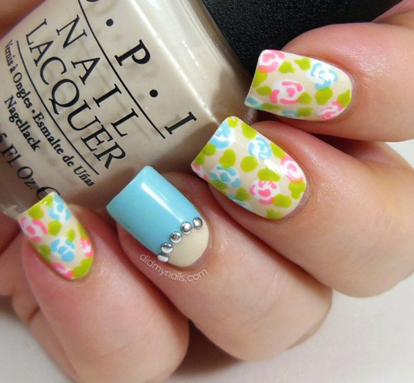 Summer Nail Art Ideas - 70