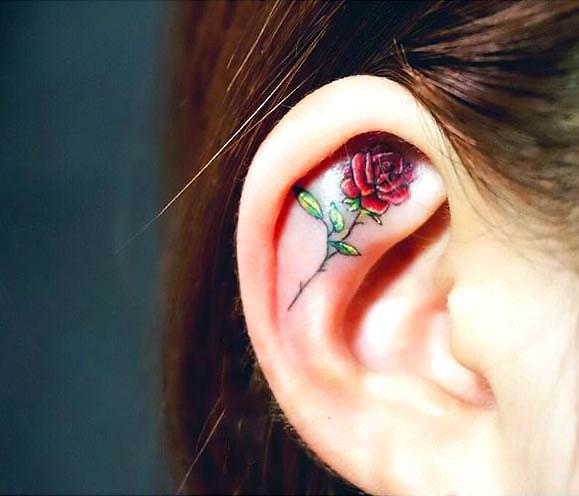Small Classy Tattoo Ideas: 50 Glorious Rose Tattoo Design Ideas That You Ever Seen