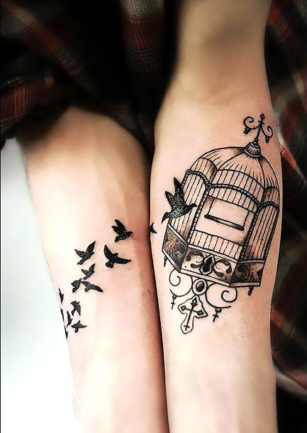30 Amazing Freedom Symbol Tattoo Ideas You Need On Your