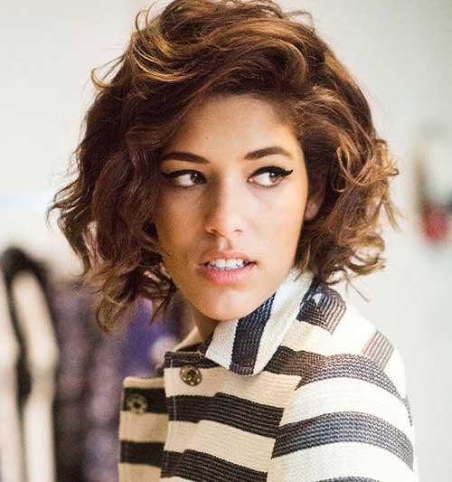 Miraculous 40 Incredibly Pretty Short Hairstyles For Curly Hair That Make You Short Hairstyles For Black Women Fulllsitofus