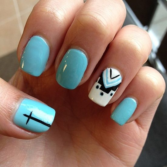 inspirational nail art inspired