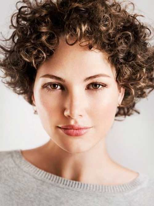 40 Incredibly Pretty Short Hairstyles For Curly Hair That Make You