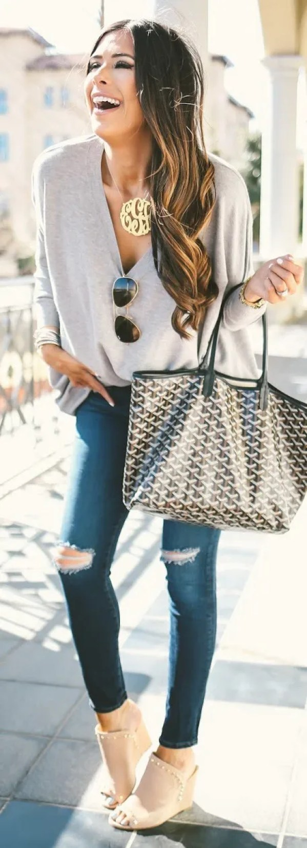 30 Stylish and Chic Summer Outfit Ideas For Your ...