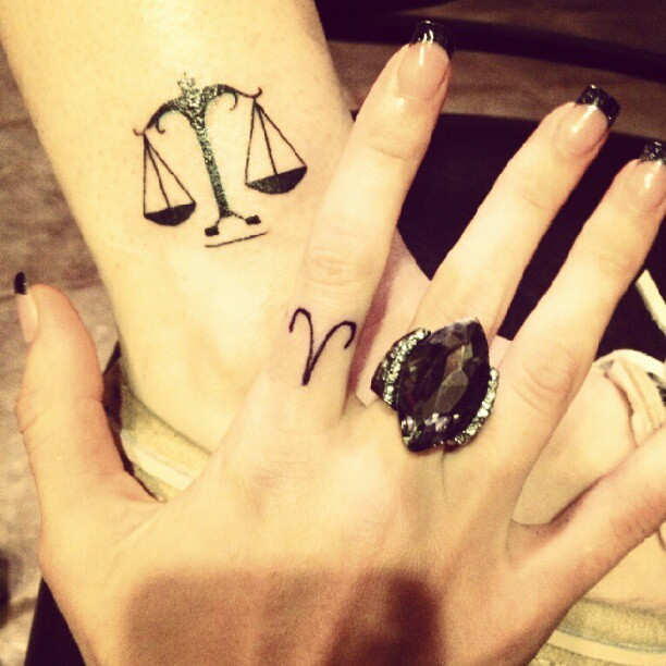 Libra Tattoos Designs Ideas And Meaning: 40 Extraordinary Libra Tattoos Design That Will Make You