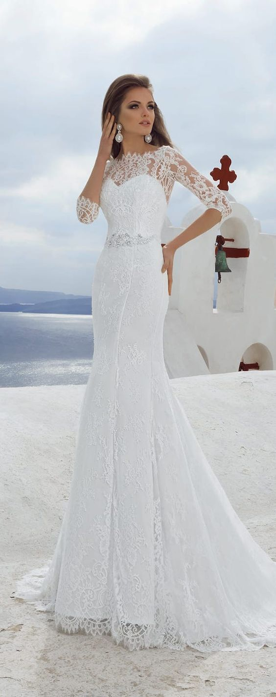 40 Most Stunning Wedding Dresses That Will Take Your Breath Away