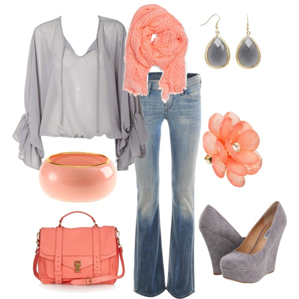 50 cute outfit ideas for spring summer polyvore