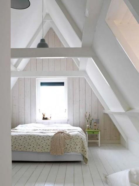 50 Beautiful Attic Bedroom Designs And Ideas 187 Ecstasycoffee
