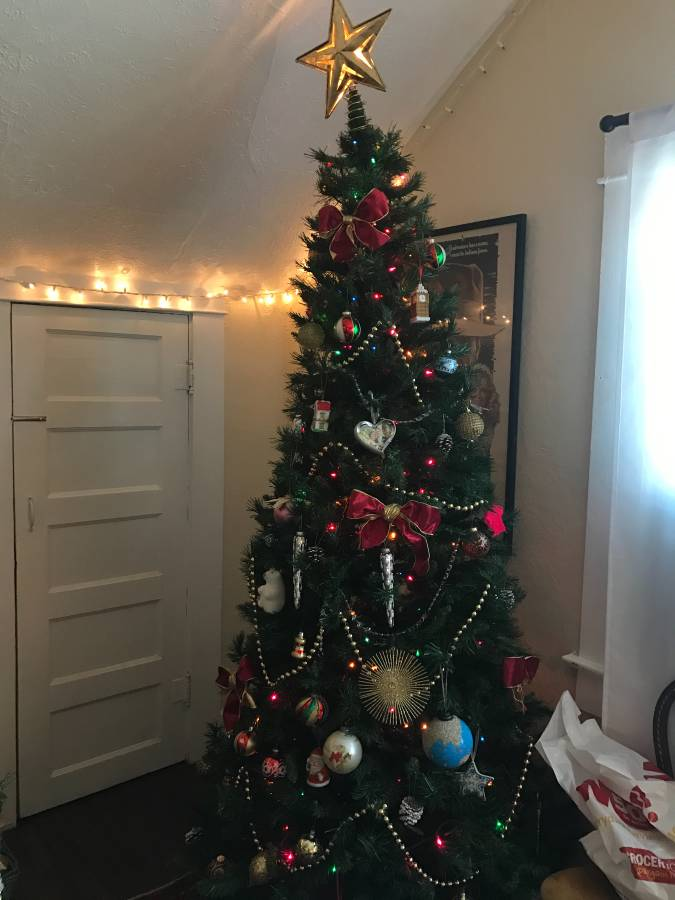 Prelit Christmas Tree Sale