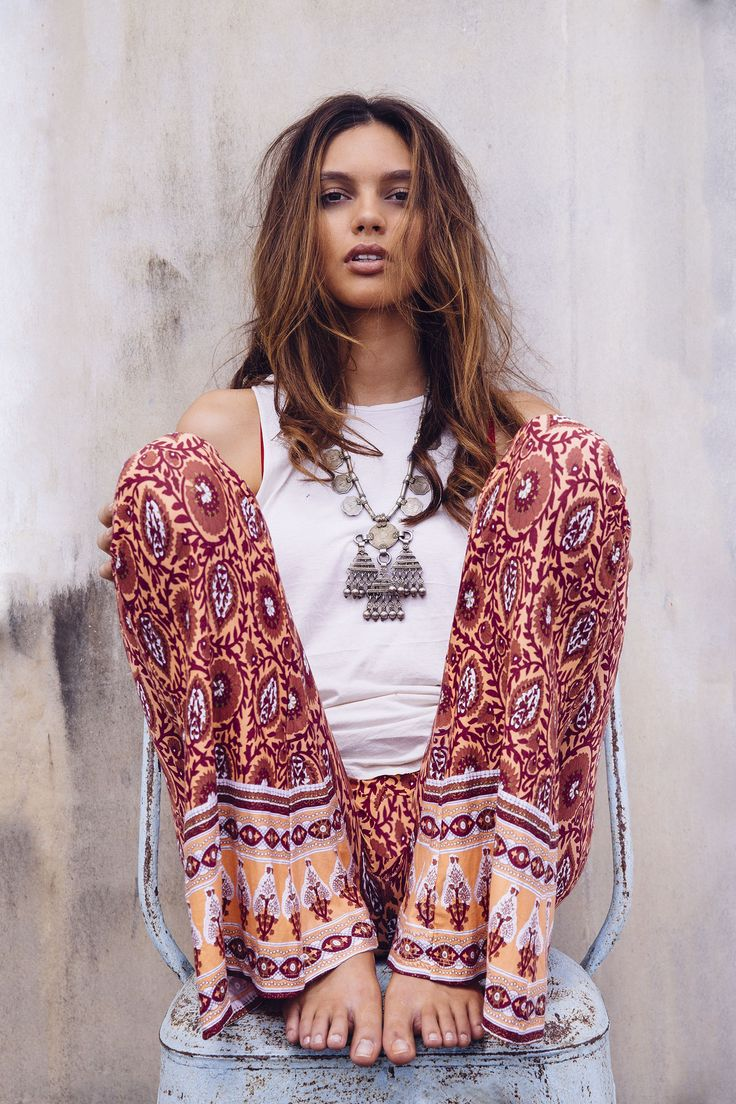 25 Ways To Dress Like A Hippie » EcstasyCoffee