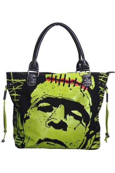 frankenstein-zombie-bag