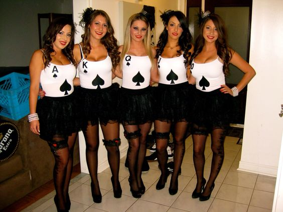 group-halloween-costume-girls