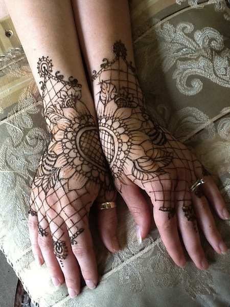 Henna Style Tattoos Lace Tattoo: 40 Best Lace Tattoos Design Ideas » EcstasyCoffee