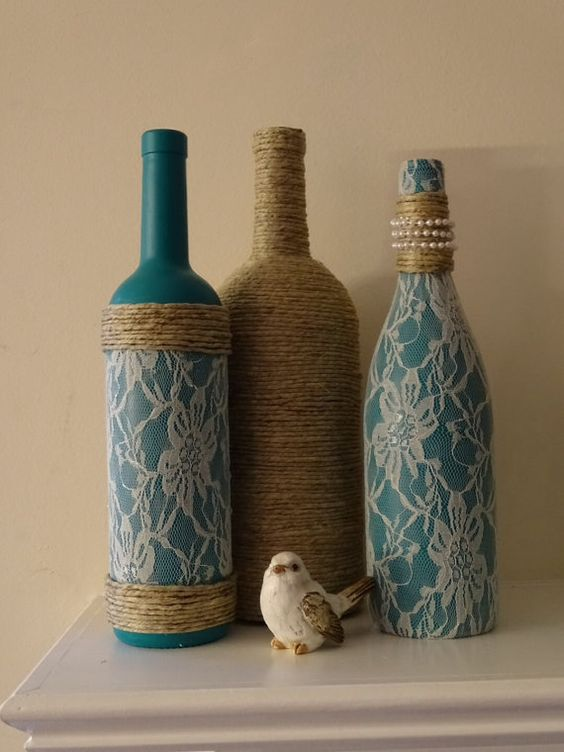 Gorgeous Images Reuse Wine Bottle Into Diy Projects Ecstasycoffee