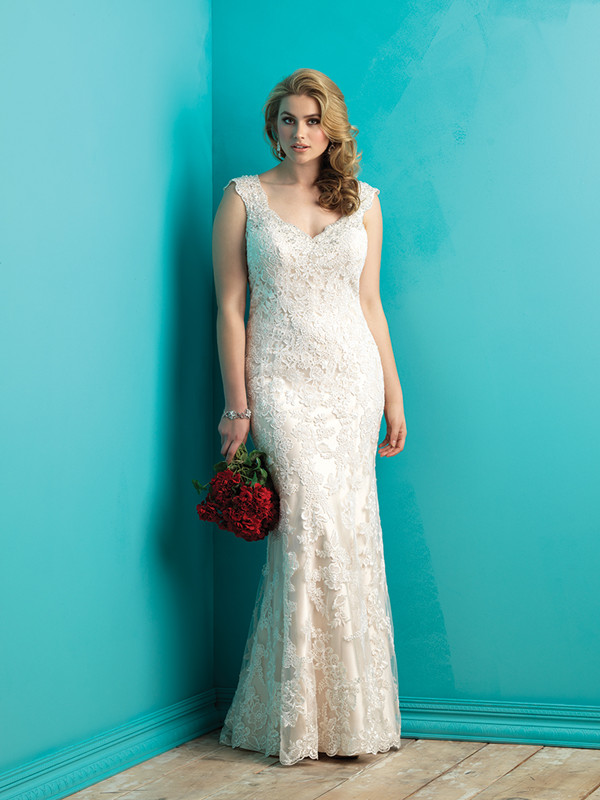 16 Gorgeous Wedding Dresses That Are Perfect For Curvy