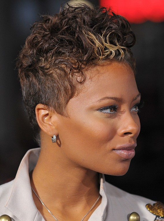 50 Cute Short Curly Hairstyles For Black Woman 187 Ecstasycoffee