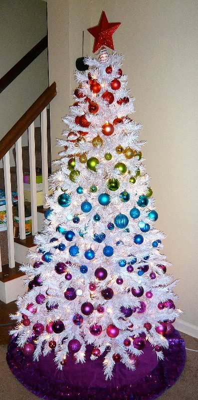 White Christmas Tree Ideas.37 Awesome Silver And White Christmas Tree Decorating Ideas