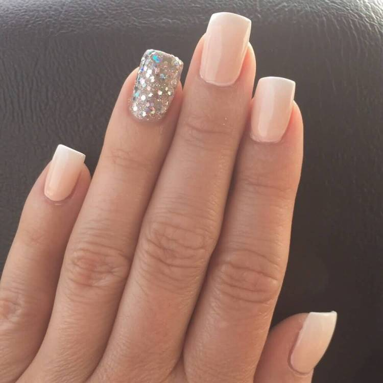 65+ Incredible Glitter Accent Nail Art Ideas You Need To Try » Page ...