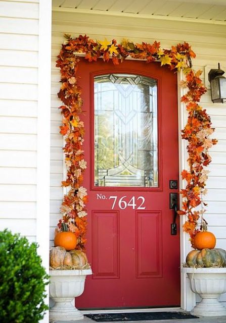 Fall Decorations Home