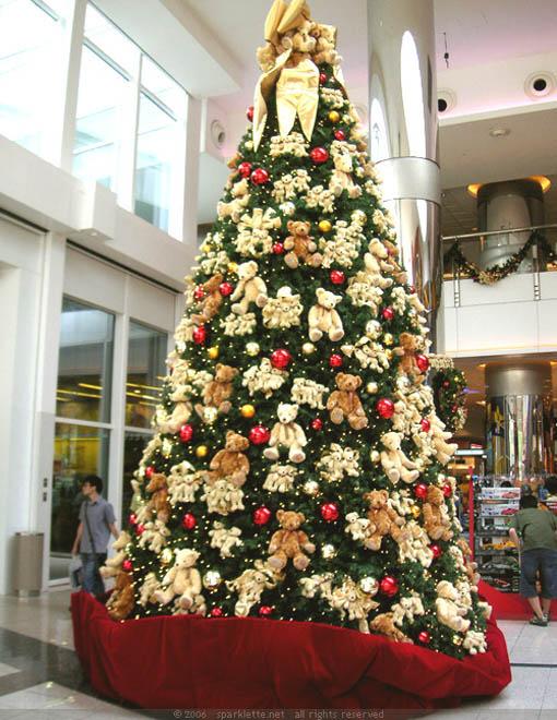 Paddock Pools Christmas Trees